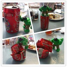 A Toy's Perspective: Hulk smash tin!!