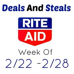 Learn to shop for free/cheap this week at Rite Aid. Deals this week include free toothpaste, Robitussin, cheap Huggies wipes, diapers and more!