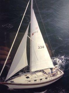 1989 Bayfield 32C Sail Boat For Sale - www.yachtworld.com