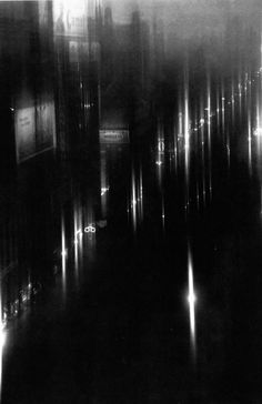 New York City as seen by Edward Steichen.