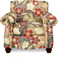 Lazy Boy Veranda Premier Chair with Manhattan Fabric
