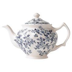 Wedgewood Eaton Teapot @Pascale Lemay Lemay De Groof