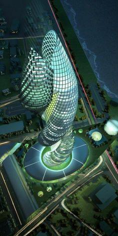 Cobra Towers in Kuwait ✖️FOSTERGINGER AT PINTEREST ✖️ 感謝 / 谢谢 / Teşekkürler / благодаря / BEDANKT / VIELEN DANK / GRACIAS / THANKS : TO MY 10,000 FOLLOWERS✖️