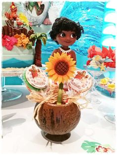 137 Best Valkyrie S Moana Birthday Party Ideas Images Luau Party