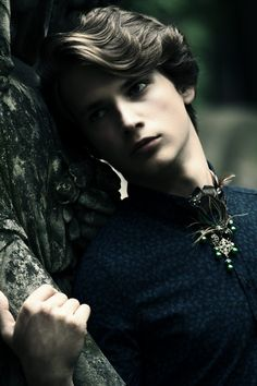"""Willas Tyrell.""""Willas is heir to Highgarden, and by all reports a mild and courtly young man, fond of reading books and looking at the stars. He has a passion for breeding animals as well, and owns the finest hounds, hawks, and horses in the Seven Kingdoms."""""""