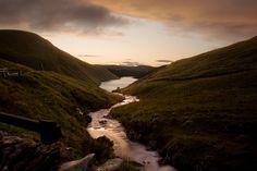 Talla Burn, Scotland