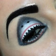 Shark week eye