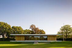 John Pawson - Martyrs Pavilion
