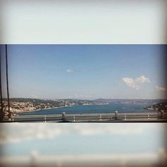 Istanbul is an amazing city.