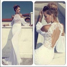 Bride julie vino. #wedding