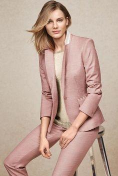 Next: Japan のウェブサイトで今すぐ ピンク スリムフィットスーツ:ジャケット を購入