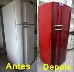 Resultado de imagem para geladeira electrolux envelopada