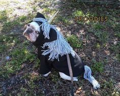 French Bulldog Boston Terrier Pug Dog Froodies Hoodies Costume Unicorn Horse #FroodiesHoodies