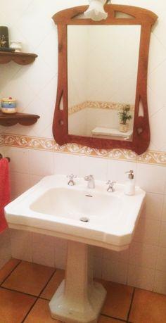 38 mejores imágenes de Baños Rústicos | Home decor, Bathroom y ...