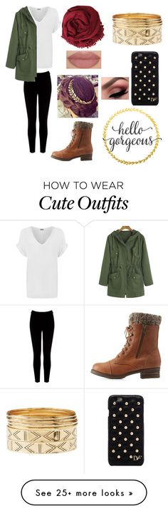 """Outfit #50-  "" by bugaboo162014 on Polyvore featuring Warehouse, WearAll, Bajra, Charlotte Russe and Diane Von Furstenberg"