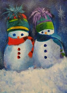 Holiday Paintings at Merlot2Masterpiece