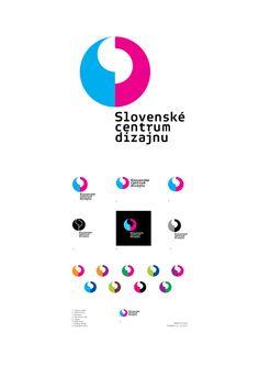logá by Vladimír Korček, via Behance