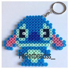 I'll make this keychain for Beth and send it to her! Wish I could give it to her in person though.