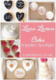 Laura Lismore Cakes | Supplier Spotlight http://confettiave.co.uk/laura-lismore-cakes