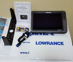 Lowrance HDS 12 GEN3