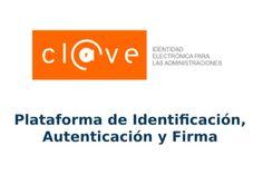 Sistema clave de identificación electrónica