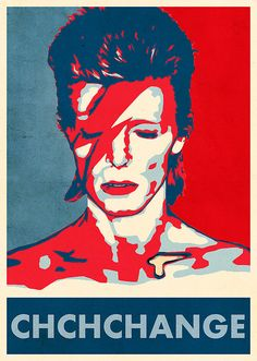 Bowie Chchchange#Repin By:Pinterest++ for iPad#