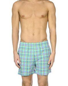 ALV ANDARE LONTANO VIAGGIANDO Men's Swim trunks Azure XXL INT