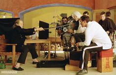 Behind the Scenes of: KILL BILL, VOL. 2 (2004)