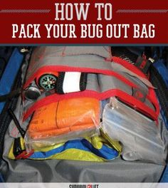 Bug out bag lists for every situation. Create your own customized bail out bag. Survival Life is the best source for prepper survival gear and tips. Survival Life, Survival Food, Wilderness Survival, Outdoor Survival, Survival Prepping, Survival Skills, Survival Bags, Survival Supplies, Survival Stuff