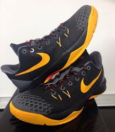 nike flyknit runner yellow kd shoes