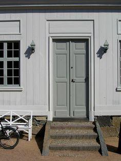 Gunnebo Manor - Gustavian grey barn