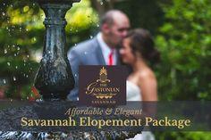 Historic Inns of Savannah Elope Wedding, Wedding Wishes, Savannah Chat, Vows, Budgeting, Backdrops, Elopement Ideas, Packaging, Romantic