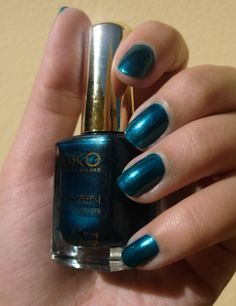 KIKO - Frozen - 03 Frosted Emerald (2012)