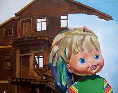 Andi hila, happy doll