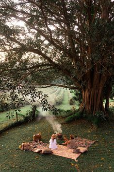 garten verwunschener Under the faraway tree, enchanted picnic Nature Aesthetic, Summer Aesthetic, Country Life, Country Living, Country Roads, Dream Life, Farm Life, Summer Vibes, Beautiful Places