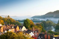 Bridgnorth is a town in Shropshire, England, situated on the Severn Valley Severn Valley, Chrissy Marie, Texas, Wolverhampton, West Midlands, Beautiful Landscapes, Places To See, Britain, Scotland