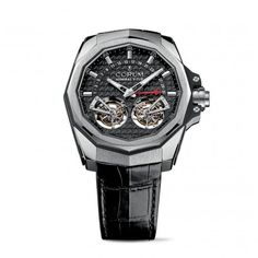 Corum Admiral's Cup AC-One 45 Double Tourbillon A108/02337 - watch face view