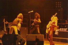 ~Ozzy, Rudy Sarzo & Randy Rhoads~