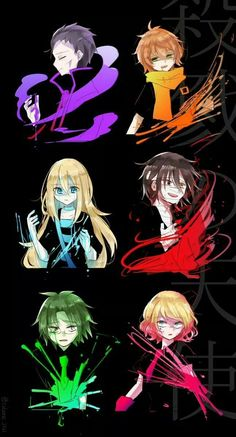 puras imágenes de satsuriku no tenshi (殺戮の天使) y sus personajes # De Todo # amreading # books # wattpad Angel Of Death, Style Anime, Manga Anime, Anime Art, Rpg Horror Games, Satsuriku No Tenshi, Image Manga, Anime Angel, Awesome Anime