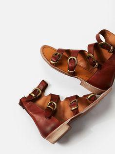 Ludlow Boot Sandal