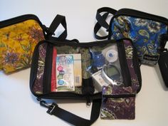Meters Cases that are great!  http://www.pumpwearinc.com/pumpshop/index.php?l=product_list&c=26