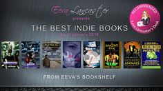 Best Indie Books Recommended by Eeva Lancaster