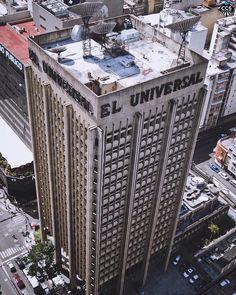 Te presentamos la selección del día: <<ARQUITECTURA>> en Caracas Entre Calles.  El Universal  ============================  F O T Ó G R A F O  >> @rockomic << Visita su galería ============================ SELECCIÓN @ginamoca TAG #CCS_EntreCalles ================ Team: @ginamoca @luisrhostos @teresitacc @floriannabd ================ #arquitectura #Caracas #Venezuela #Increibleccs #Instavenezuela #Gf_Venezuela #GaleriaVzla #Ig_GranCaracas #Ig_Venezuela #IgersMiranda #Great_Captures_Vzla…