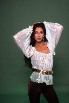 The one and only Cher