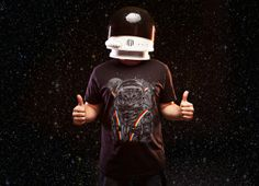 """""""Space Mission"""" - Threadless.com - Best t-shirts in the world T-skjorte"""