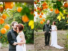 Wedding photography at the George Key Ranch in Placentia, Orange County, California.