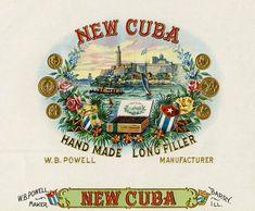 Cigar Label Art <b>cigar label art</b>  found on havanacollectibles.com  <b>cigar</b> ...