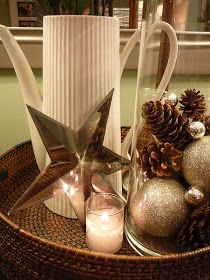 FOCAL POINT STYLING: IDEAS FOR DECORATING WITH PINE CONES