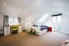 8 simple ways to make a small home feel bigger. #home #advice #interiordesign #decor #storage