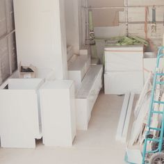 Very excited clients this morning with the delivery of their new custom made kitchen. We spent many hours working with the owners on the design to fully maximise their small kitchen. And tomorrow is another big day - Install Day! - when we get to see our drawings and ideas come to life! #kitchen #renovation #custommade #bespoke #white #interiordesign #Cremorne #sydneybuilder #localbuilder #dural www.buildingworksaust.com.au @buildingworksau #newsbuildingworksaust